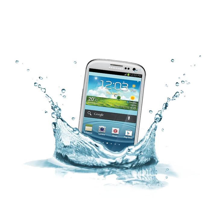 Galaxy S3 Water Damage Repair