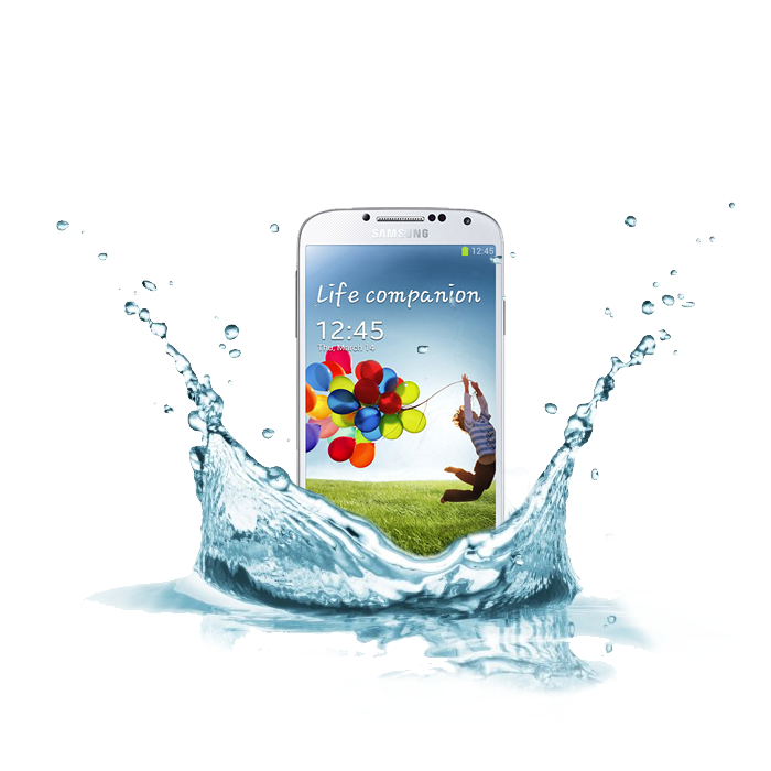 Galaxy S4 Water Damage Repair